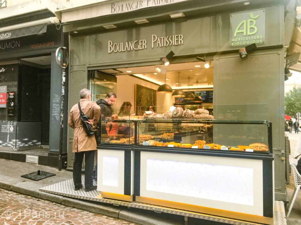 Пекарня Boulanger Patissier