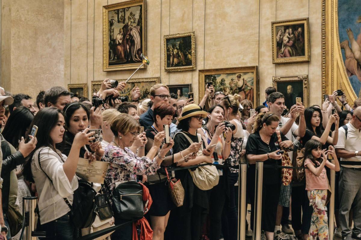 Как купить билеты в Лувр
