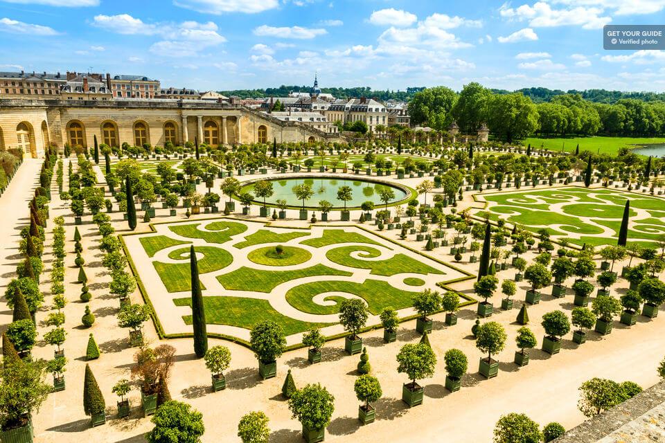 Версальский сад