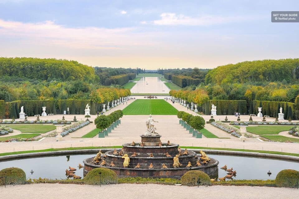 Версальский парк