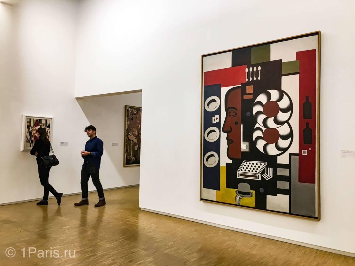 Как посещать музей и что не брать с собой в Помпиду