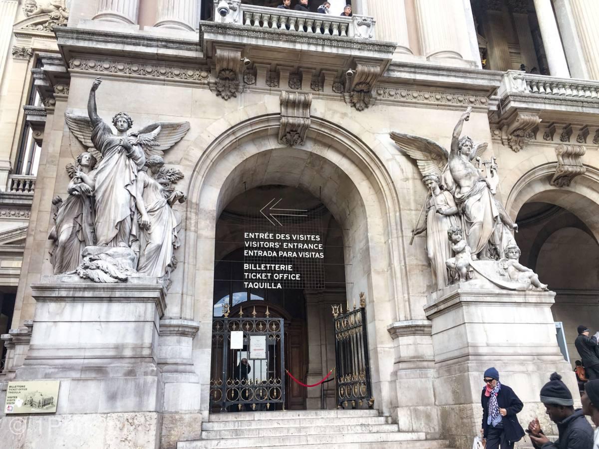 Как купить билеты в Гранд-Опера в Париже